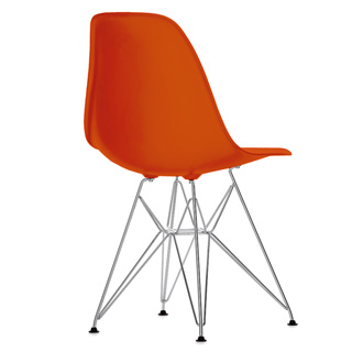 Charles &amp; Ray Eames Plastic Side Chair