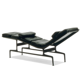 Charles eames and ray eames eames chaise - Chaise charles et ray eames ...