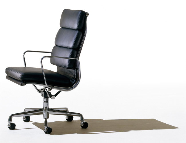 Charles Eames And Ray Eames Eames Soft Pad Chairs