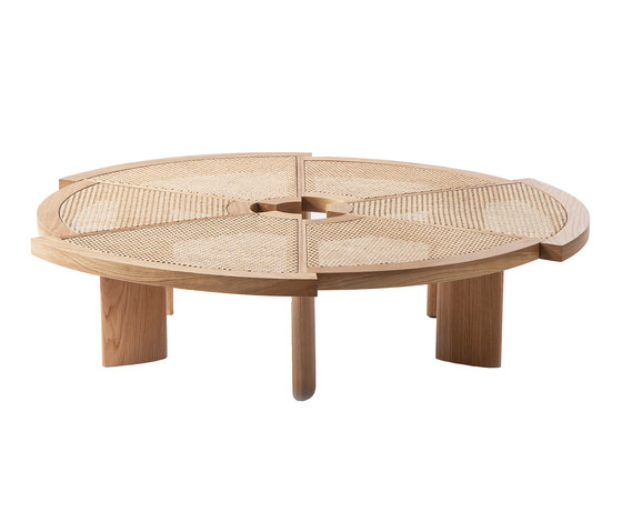 Charlotte perriand rio table - Charlotte perriand table basse ...