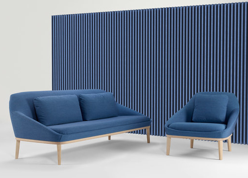 Christophe Pillet Soundwall Sofa