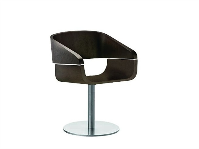 Claudio Dondoli Apple Swivel Chair