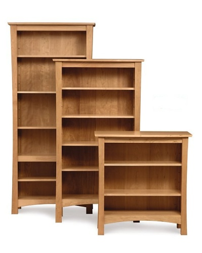 Copeland Furniture Berkeley Bookcases