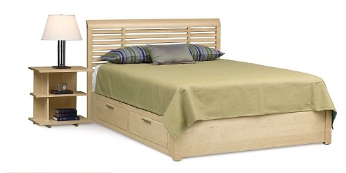 Copeland Furniture Harbor Island Bed