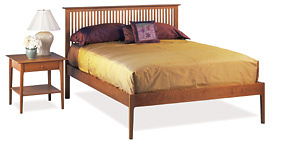 Copeland Furniture Sarah Spindle Bed