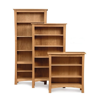 Copeland Furniture Berkeley Bookcases