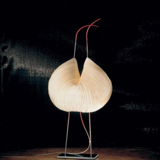 Dagmar Mombach and Ingo Maurer Und Team Poul Poul Lamp