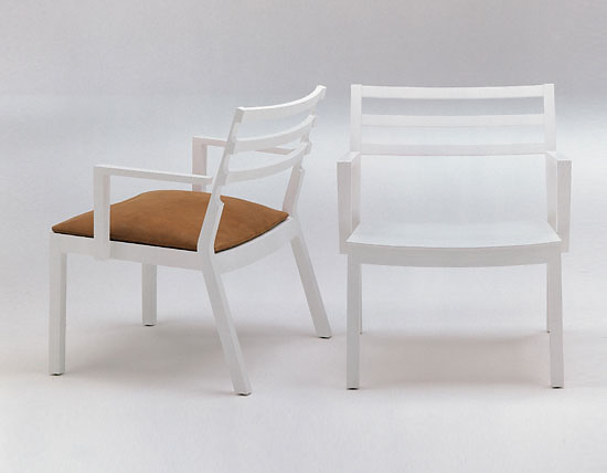 Damian Williamson Spring Low Armchair