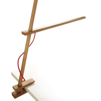 Dana Cannam Clamp Lamp