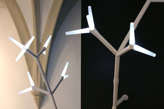 Daniel Becker Sparks Lamp