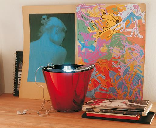 Dante Donegani and Giovanni Lauda Multipot Lamp