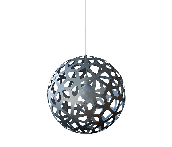 David Trubridge Coral Pendant Lamp