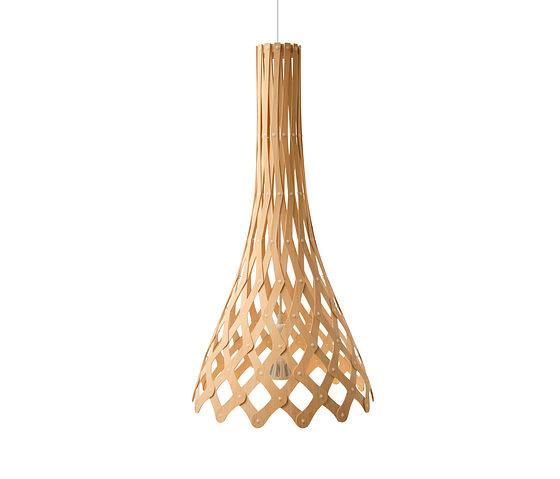 David Trubridge Nikau Pendant Lamp