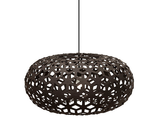 David Trubridge Snowflake Pendant Lamp