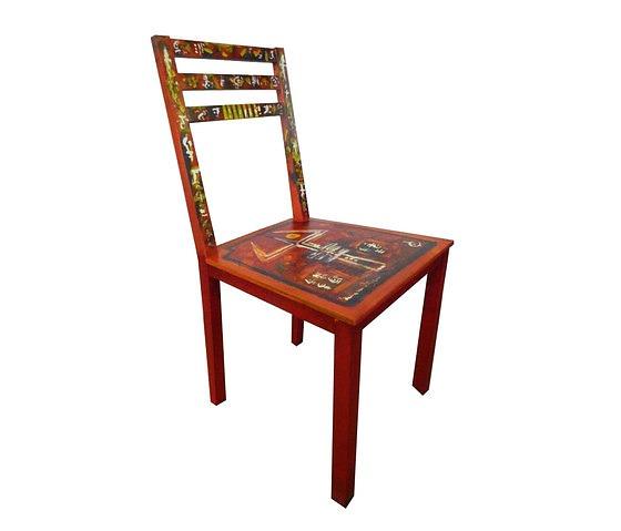 Davide Van De Sfroos Progetto Simpatia Chair