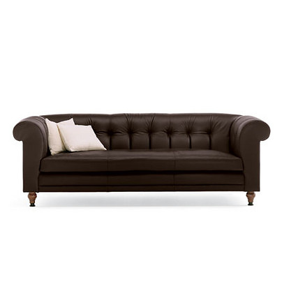 De Padova Chesterfield Sofa