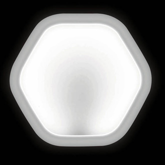 De-Signum Hexagon Wall Lamp