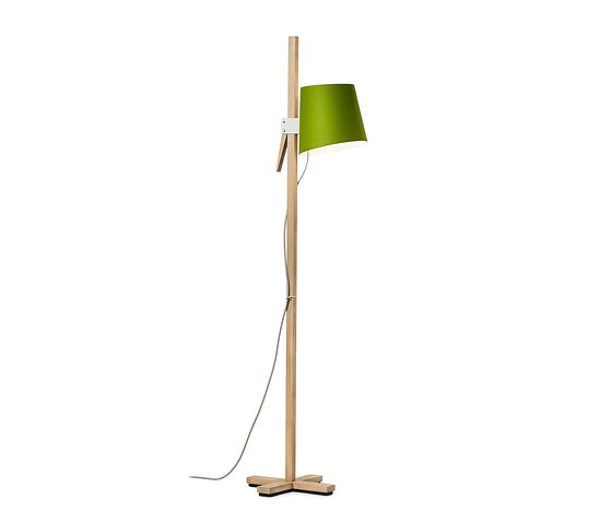 Design Ab Werk Croiz Floor Lamp