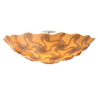 dform Arabesque Bowl Lamp