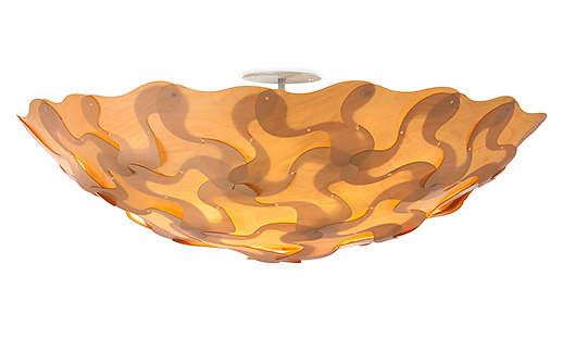 dform Arabesque Bowl Lamp