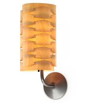 dform Basket Wall Lamp