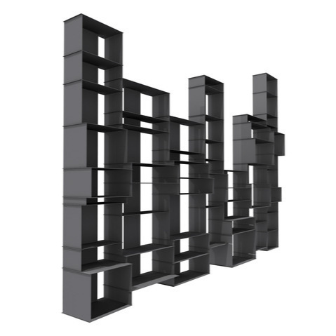 Dick Hillen and Richard Schipper Shelving System Series