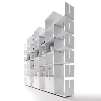 Dieffebi  Boxline CWave Bookcase