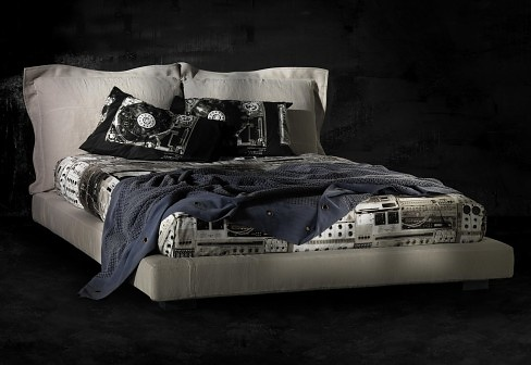 Diesel Creative Team Nebula Five Bed