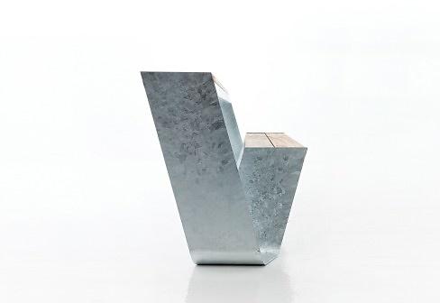Dirk Wynants Hopper Bench