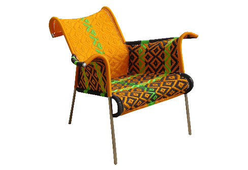 Dominique Petot Iris Chair