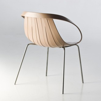 Doshi Levien Impossible Wood Chair