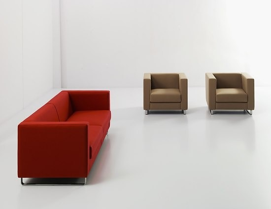 Dual Design Kiss Seating Collection