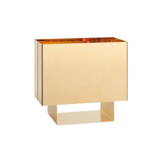 e15 Lt01 Seam One 24 Kt Gold Finish Limited Edition Lamp