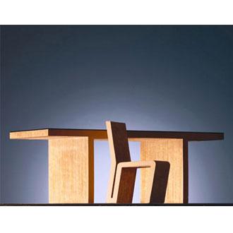 Frank Gehry Easy Edges Table - Desk