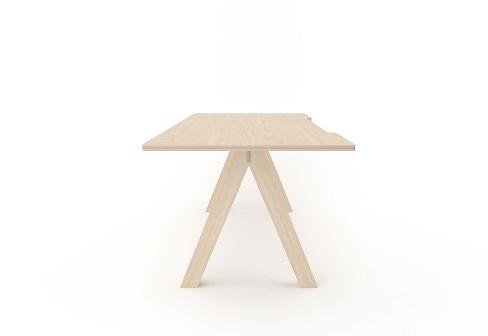 Ed Carpenter and André Klauser Porter Table