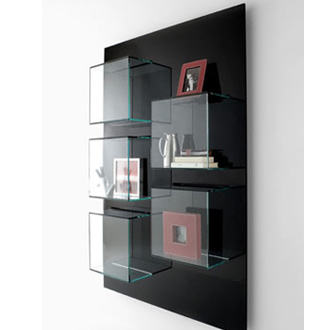 Elisabetta Gonzo and Alessandro Vicari Dazibao Shelf