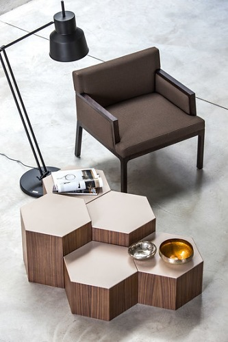 Emilio Nanni Flux Seating Collection