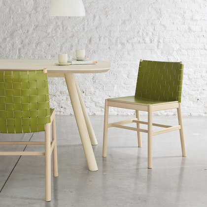 Emilio Nanni Julie Chair Collection
