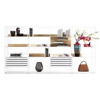 Christophe Pillet Deep Bookcase