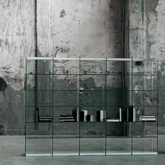 Ennio Arosio Space Bookcase