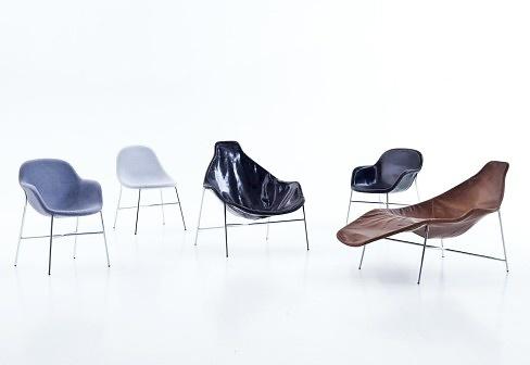Enrico Franzolini Tia Maria Lounge Chair