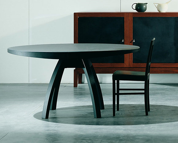 Enrico tonucci bramante table for Table extensible piazza