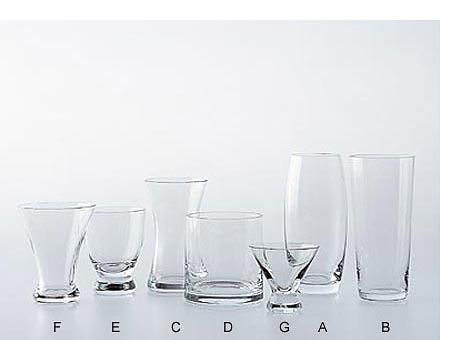 Enzo Mari Archetipo Glasses