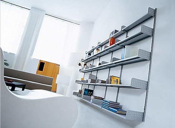 Enzo Mari Trieste Bookcase