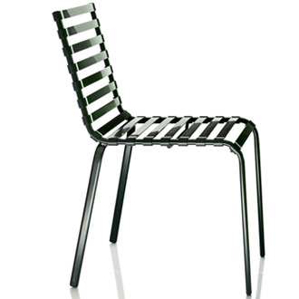 Erwan Bouroullec and Ronan Bouroullec Striped Sedia