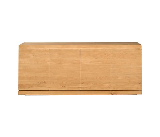 Ethnicraft Oak Burger Sideboard Collection
