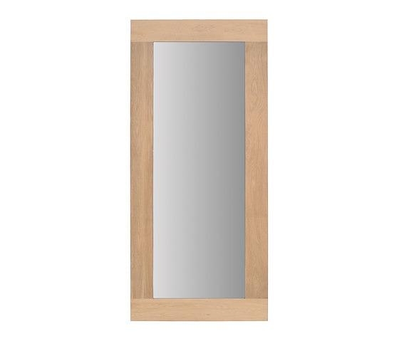 Ethnicraft Oak Mirror