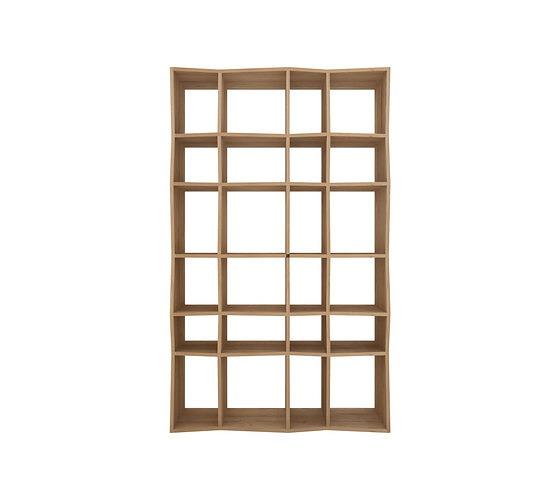 Ethnicraft Oak Z Shelves