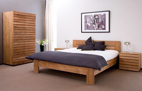 Ethnicraft Teak Horizon Bed