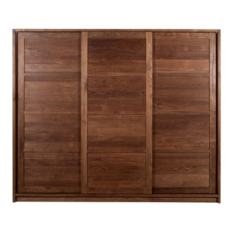 Ethnicraft Teak Knockdown Wardrobe